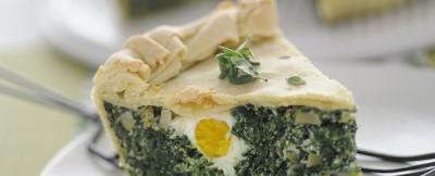 Ricetta torta Pasqualina foto