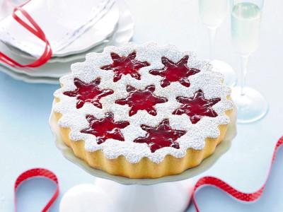 Ricetta torta di pere al vino rosso    ricetta