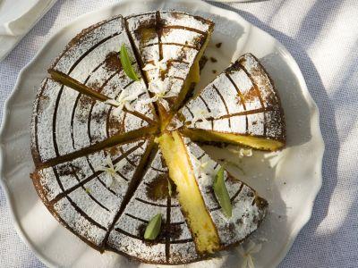 Ricetta torta di pesche
