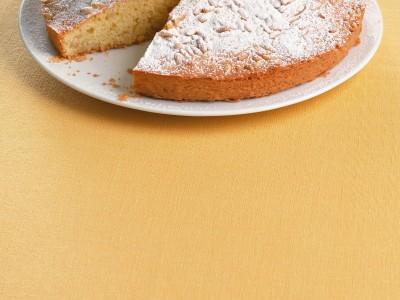 Ricetta torta con pinoli immagine