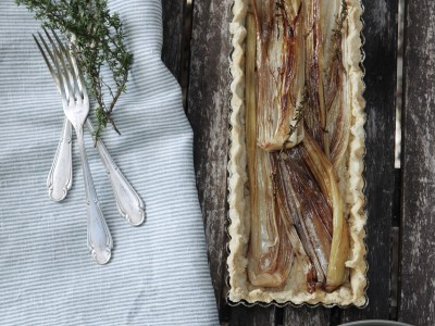 Ricetta torta Salata ai Porri