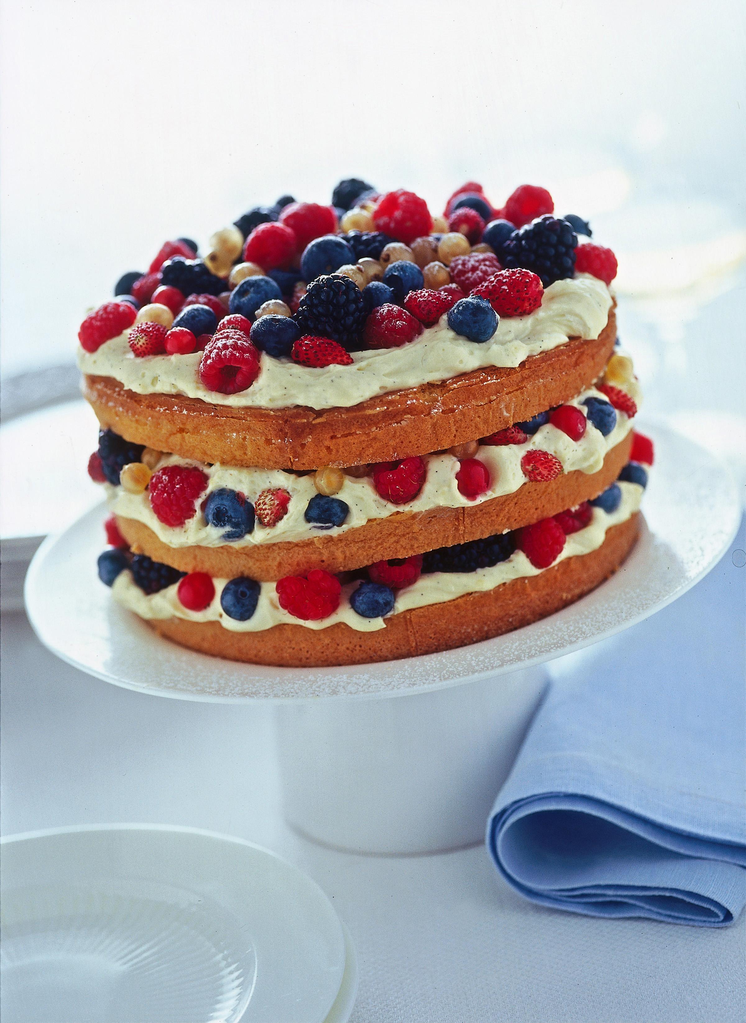 Le 10 Migliori Ricette Di Torte Alla Frutta Sale Amp Pepe