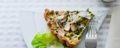 Ricetta torta in verde