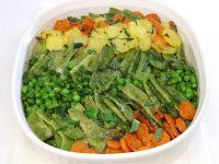Tortiera di verdure al forno Sale&Pepe