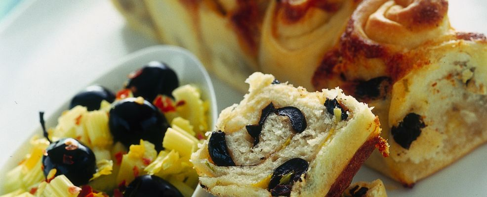 Tortino di rosette al parmigiano Sale&Pepe
