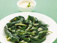 Verdure cotte con maionese alle erbe Sale&Pepe ricetta