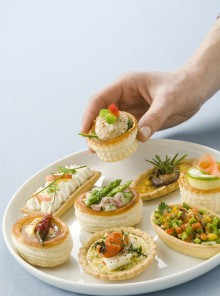 Piccoli vol-au-vent
