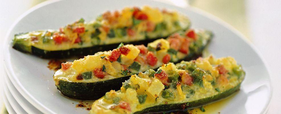 Zucchine alla mortadella  Sale&Pepe ricetta