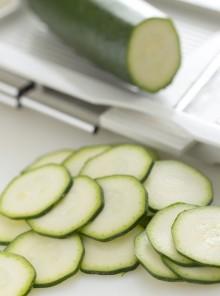 Come si puliscono le zucchine