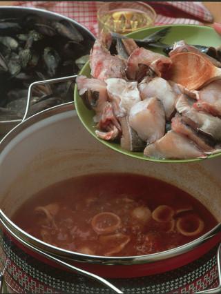 Zuppa di pesce Sale&Pepe