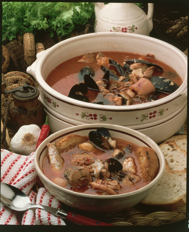 Zuppa di pesce classica sale pepe for Le ricette italiane
