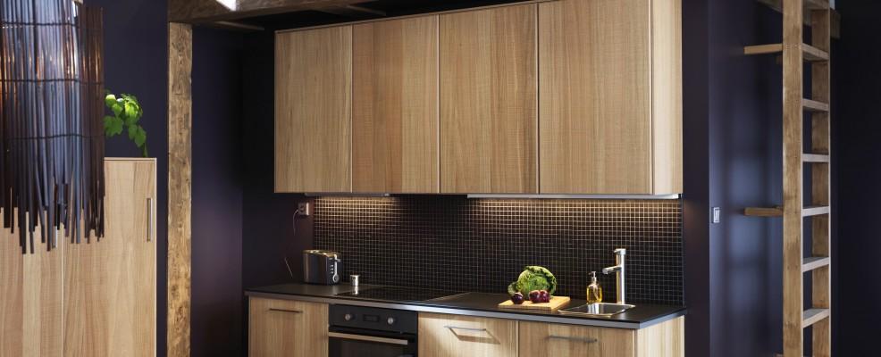 Cucine Lube Per Piccoli Spazi : Nelle cucine delle meraviglie vere star di eurocucina