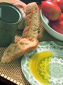 Olio extravergine d'oliva del Molise Dop