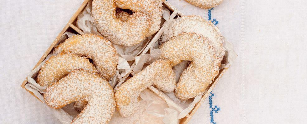 Vanillekipferl - Biscotti alla vaniglia Sale&Pepe