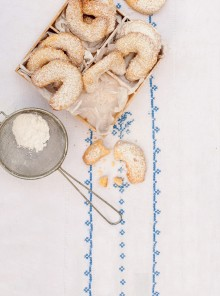 Vanillekipferl - Biscotti alla vaniglia