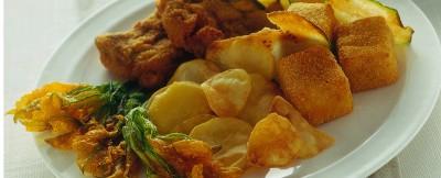 agnello-verdure-e-crema-dolce ricetta