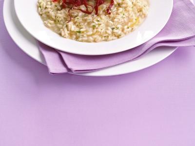 al-calvados-con-julienne-di-san-daniele-croccante ricetta