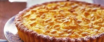 torta al limone e pinoli ricetta