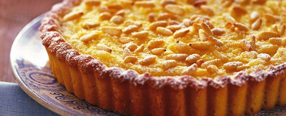 torta al limone e pinoli Sale&Pepe ricetta