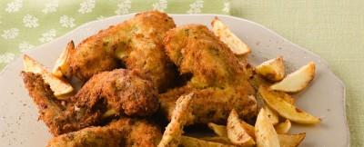 ali-in-panatura-alla-senape ricetta