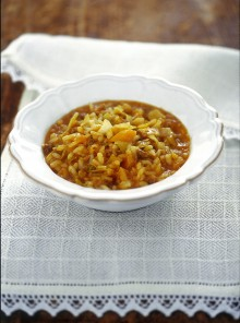 Risotto all'imolese
