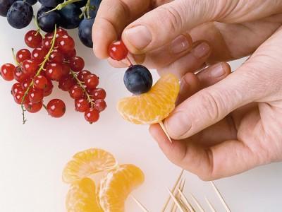 Alzatina di frutta | Sale&Pepe
