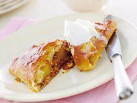 ananas-nel-cartoccio-di-pasta-fillo ricetta