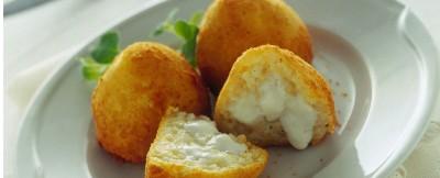 arancine-di-riso-ai-formaggi ricetta