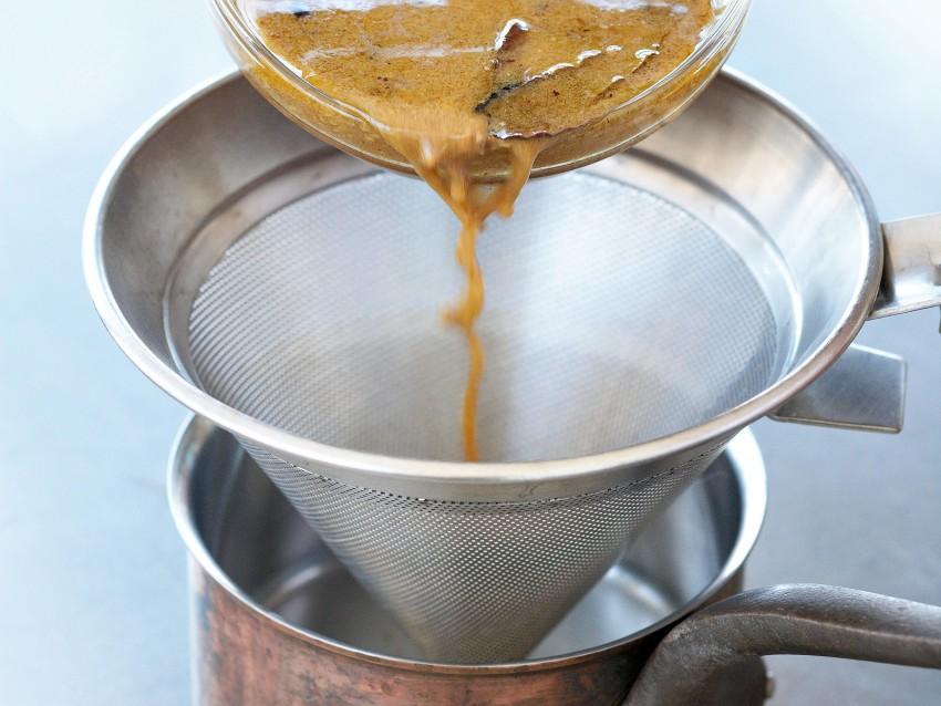 arrosto-alla-senape-con-polenta-e-scalogni ricetta