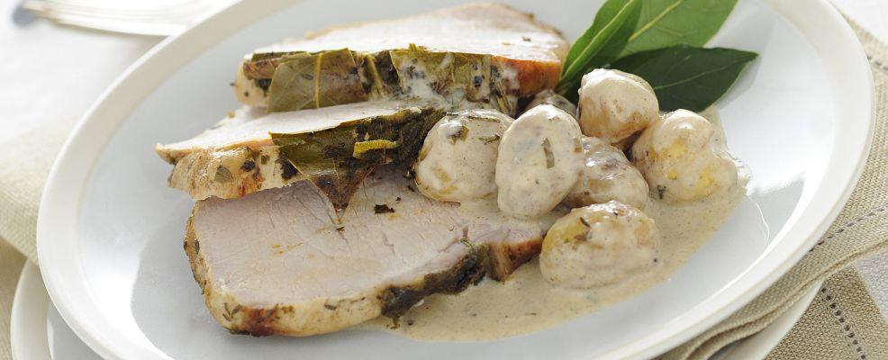 arrosto-di-maiale-agli-aromi ricetta