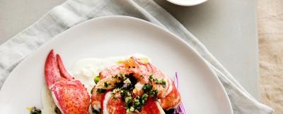 astice-in-salsa-cremosa-allo-zenzero-e-gremolata