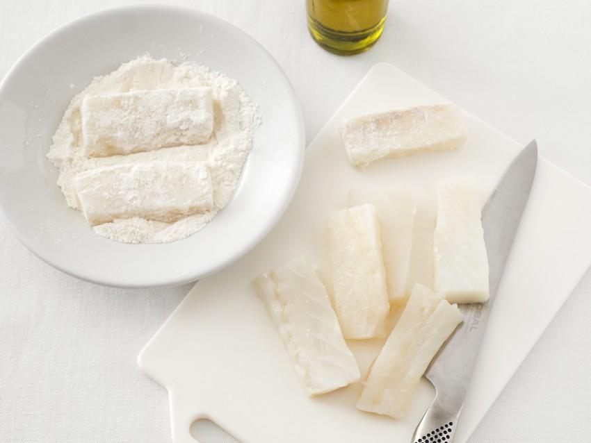 baccala-in-agrodolce-alla-romana ricetta