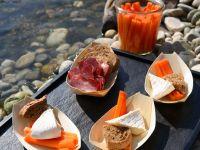 bastoncini-di-carota-allagrodolce ricetta