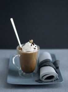 La bavarese al caffè profumata di spezie