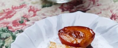 biancomangiare-al-cocco-con-pesche-caramellate