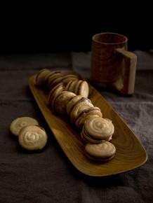 biscotti farciti alla crema Sale&Pepd