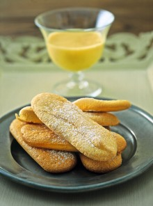 I biscotti savoiardi
