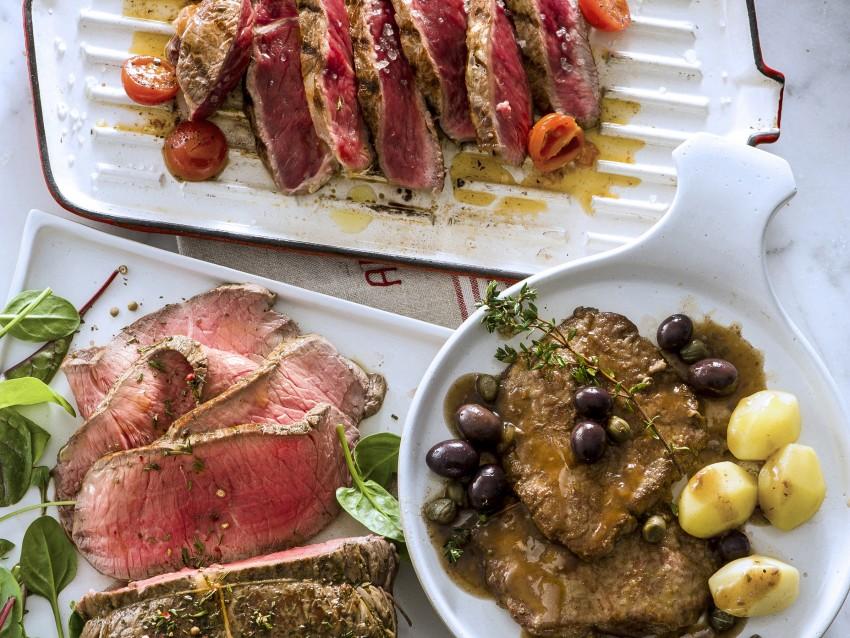 bistecche in salsa saporita Sale&Pepe foto