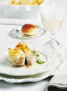 La blanquette e patate duchesse