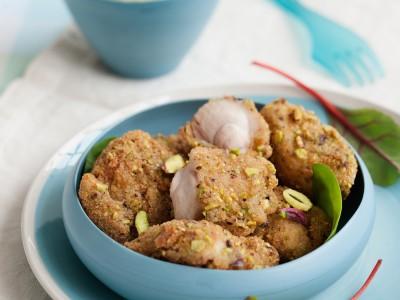 bocconcini-di-coniglio-in-crosta-di-pistacchi