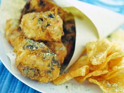 bocconcini-di-pollo-croccanti-con-chips ricetta