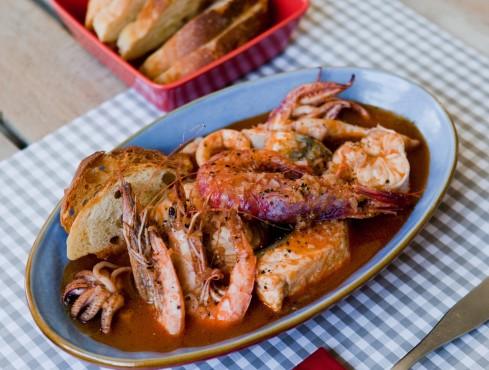 brodetto di Fano Sale&Pepe ricetta