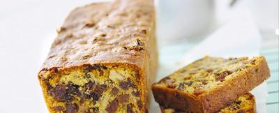 cake-di-uvetta-noci-e-arancia-california ricetta