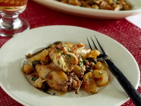 Calamari ripieni le migliori ricette sale pepe