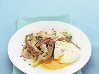 camicia-con-insalata-di-carciofi-e-parmigiano