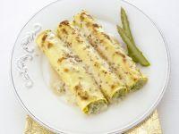 cannelloni-con-asparagi-e-semi-di-sesamo ricetta