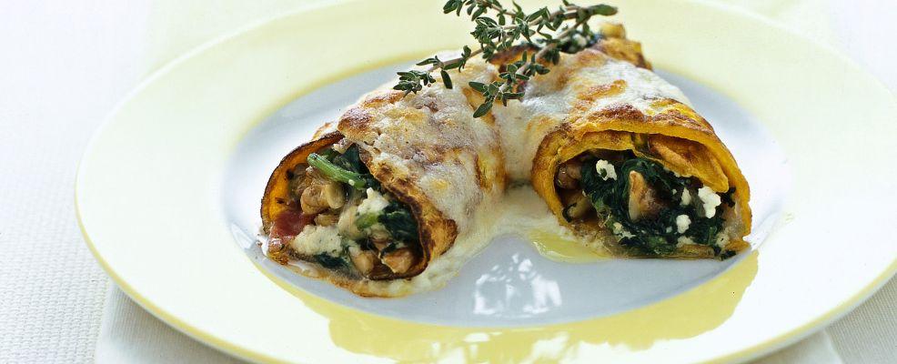 cannelloni-con-farcia-di-spinaci-noci-e-speck ricetta