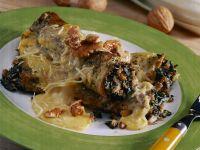 cannelloni di coste e noci Sale&Pepe ricetta