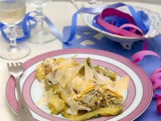 cannelloni-di-magro-ai-carciofi immagine
