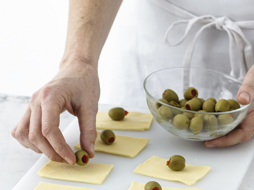 caramelle alle olive Sale&Pepe